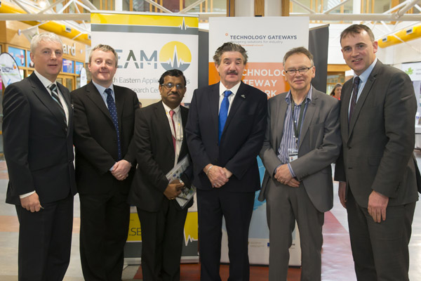 SEAM Design for Manufacture Conference technology Gateway