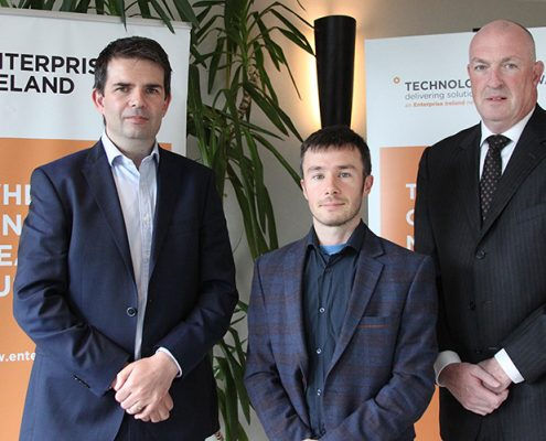 Enterprise Ireland Technology Gateways Innovation in Construction