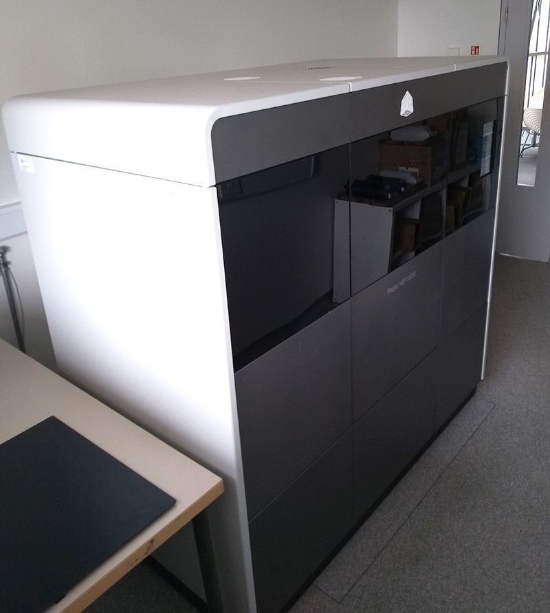 ProJet MJP 5600 3D printer from 3D Systems